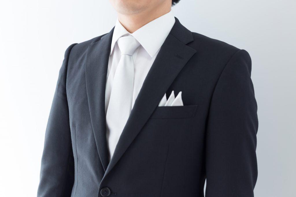 結婚式 ゲスト 服装 男性