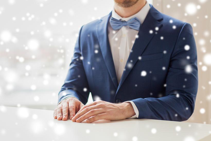 結婚式 二次会 服装 男性 おしゃれ