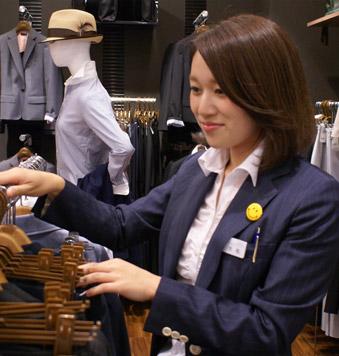 ONLY新宿マルイアネックス店スタッフ2