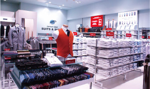 SUITS & SUITS ミウィ橋本店