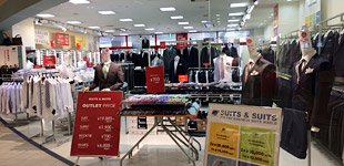 イオン東大阪店(【営業時間短縮】10:00~19:00)