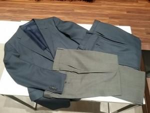 トラベラー2パンツスーツ画像