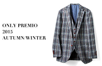 2015 AUTUMN/WINTER ONLY PREMIO COLLECTION